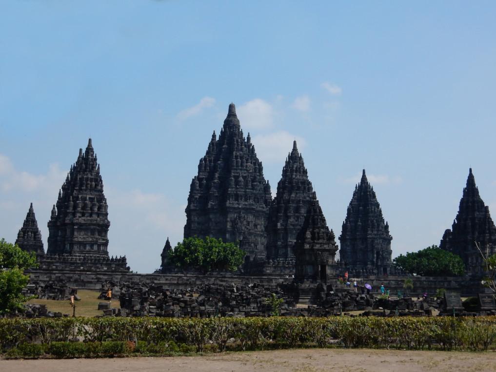 Indonesien-Highlights-Yogyakarta-Tempel