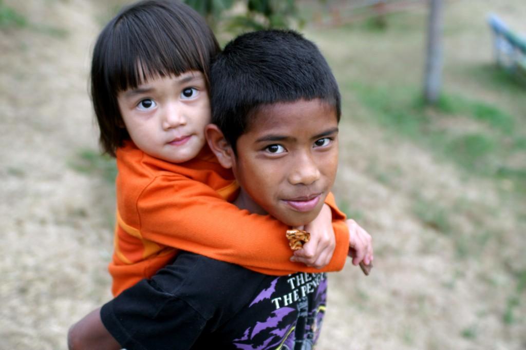 Nicht nur Waisenkinder finden im SOS-Kinderdorf ein neues Zuhause. Extreme soziale Not, Vernachlässigung familiäre Gewalt oder Krankheit der Eltern sind Gründe, warum Kinder nicht mehr bei ihren Familien leben können. Foto: Benno Neeleman