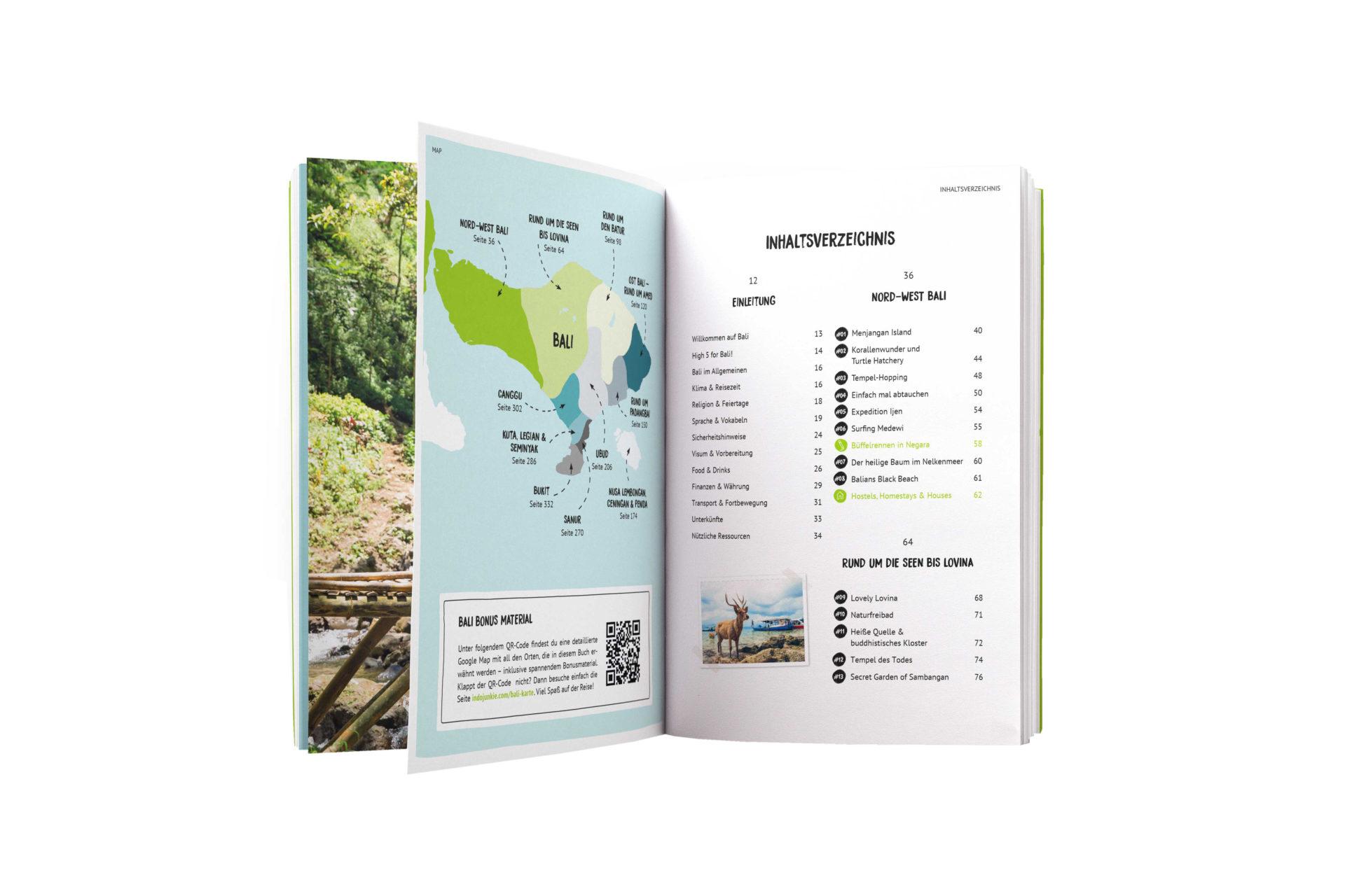 Inhaltsverzeichnis-Bali-Reisefuehrer