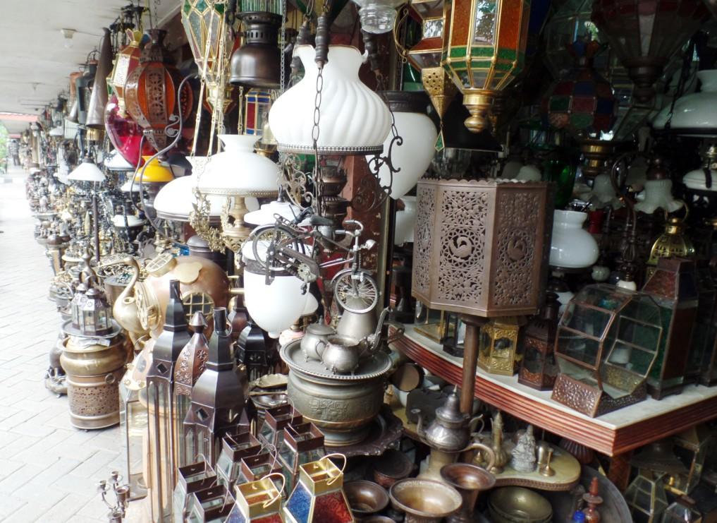 Jakarta Sehenswürdigkeiten Flohmarkt