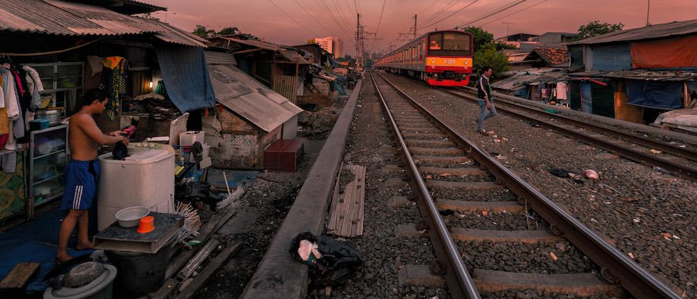 Slums of Jakarta - Disturbance 3