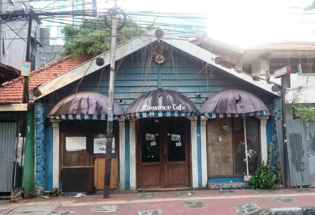 Backpacker Street Jakarta Sehenswürdigkeiten