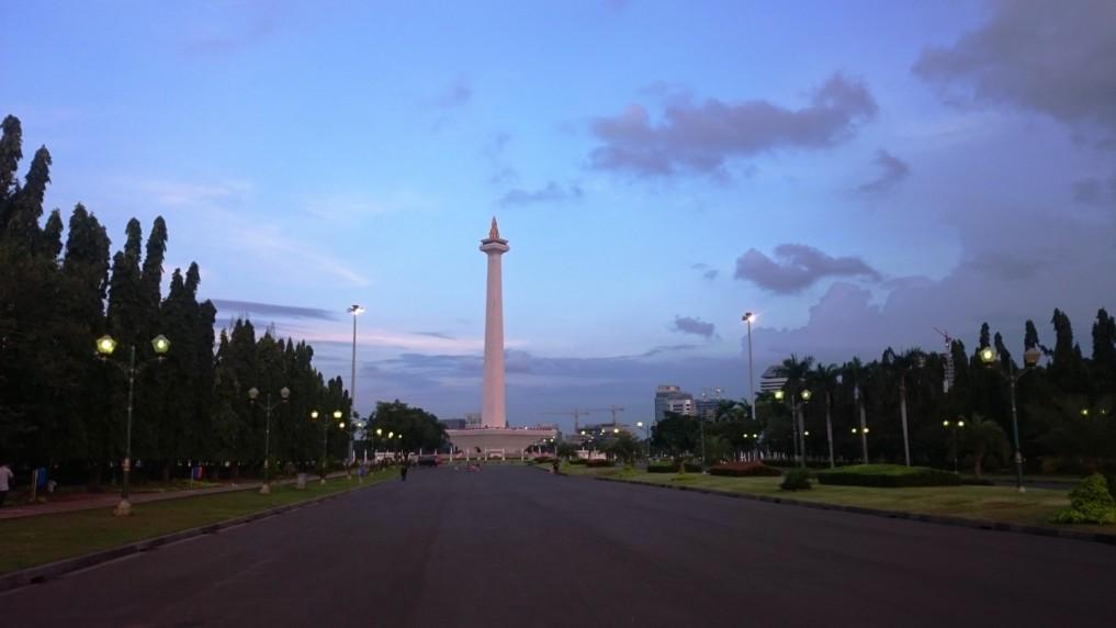Jakarta Sehenswürdigkeiten Monas