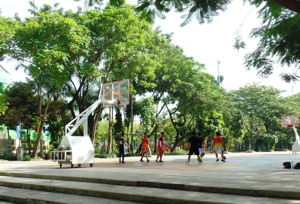 Jakarta Sehenswürdigkeiten park