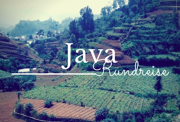 Java Reiseroute Rundreise