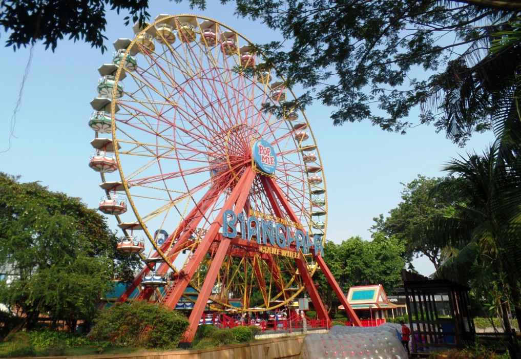Jakarta Sehenswürdigkeiten Freizeitpark