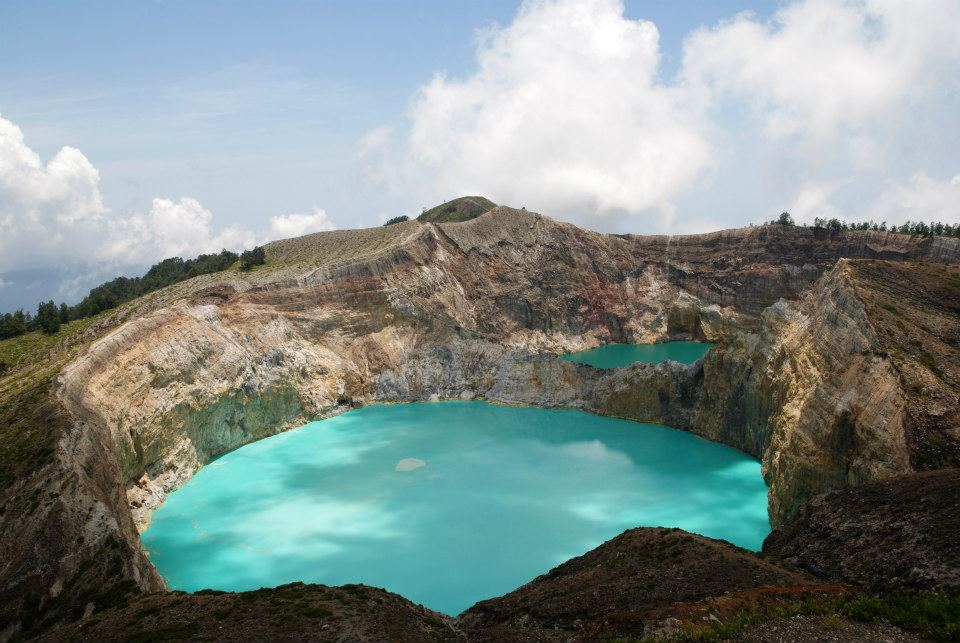 Kelimutu Seen