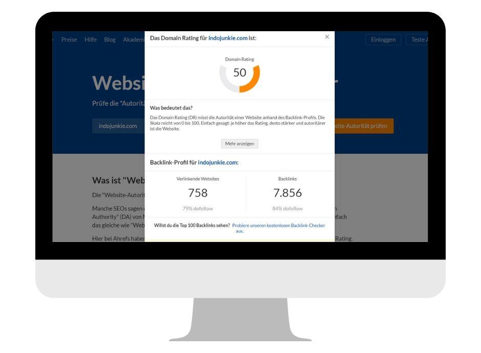 blog seo domain authority