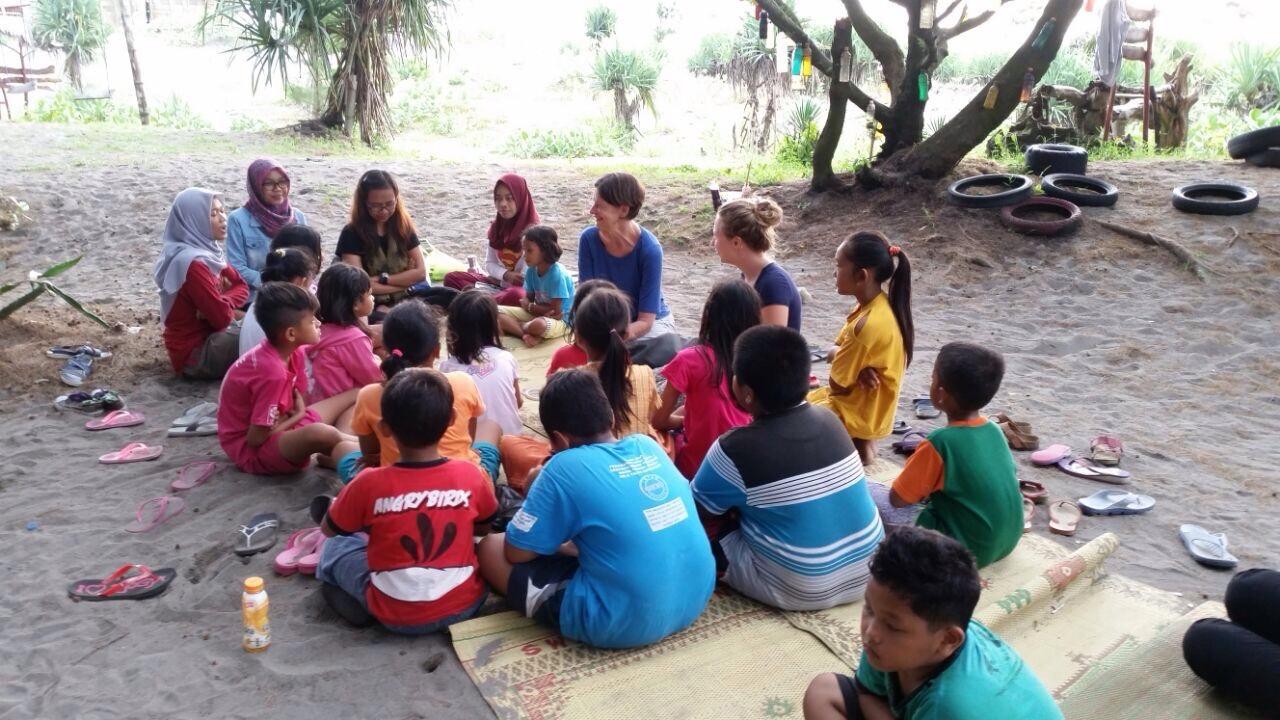 Das Bildungsprojekt für Kids von Garduaction