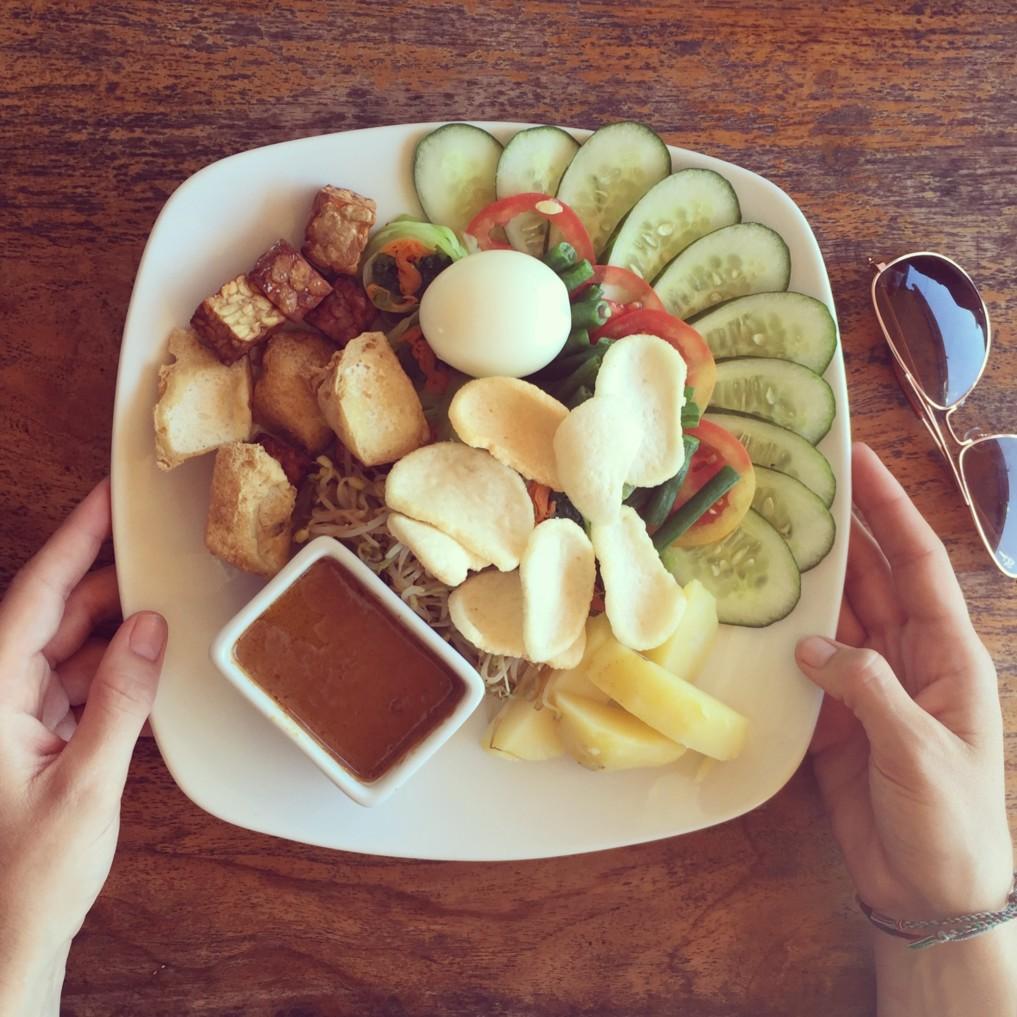 die indonesische küche: 25 indonesische gerichte (auch für vegetarier)
