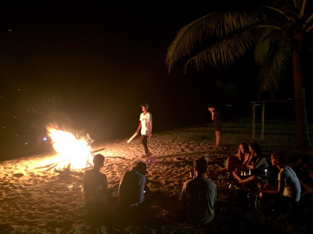 Kuta Lombok Bondfire