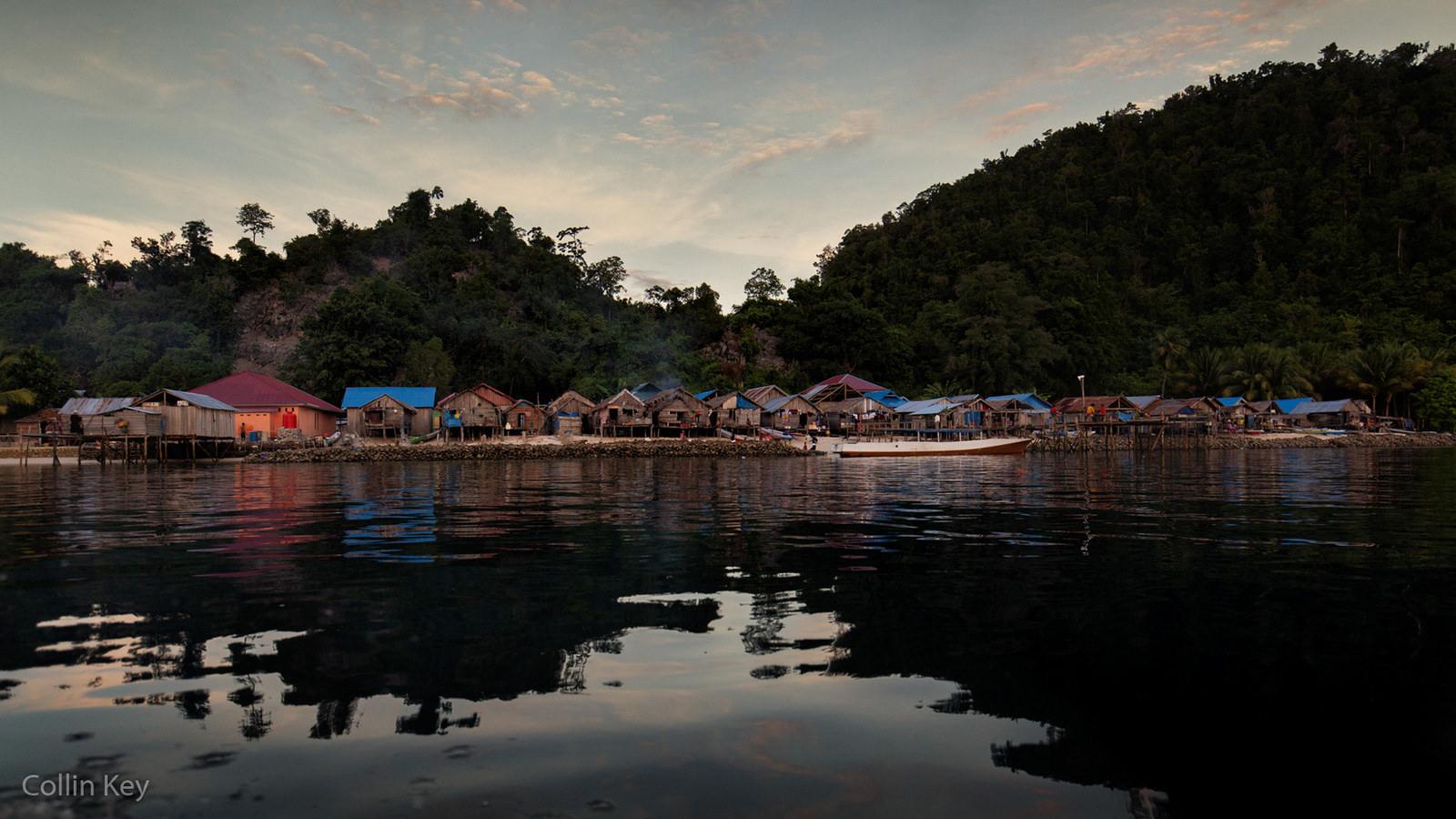 Labenki Kecil Bajo Village