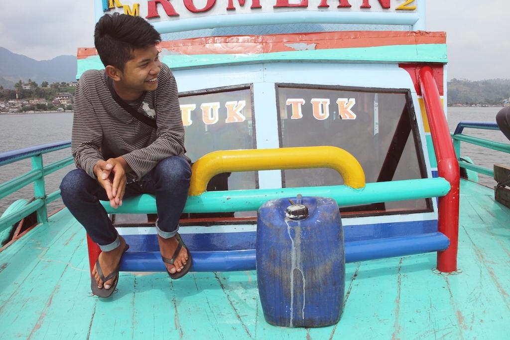 Lake Toba 14