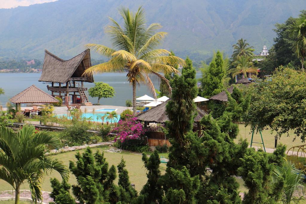 Lake Toba Unterkunft