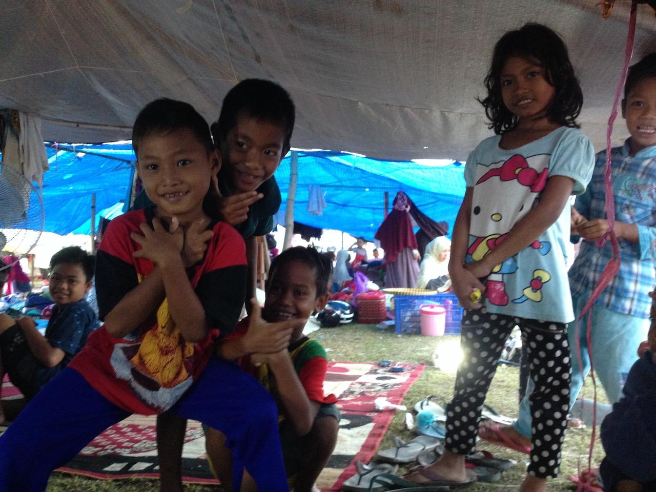 Lombok Erdbeben 1