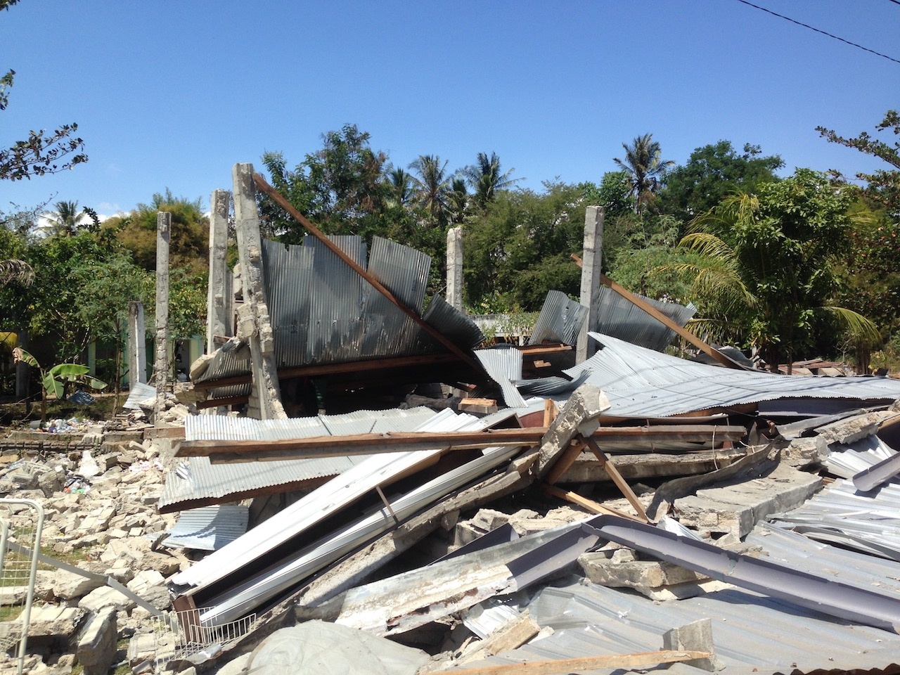 Lombok Erdbeben 13
