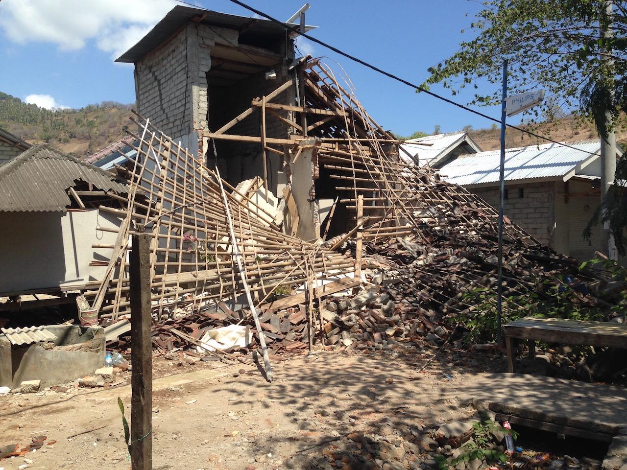 Lombok Erdbeben 14