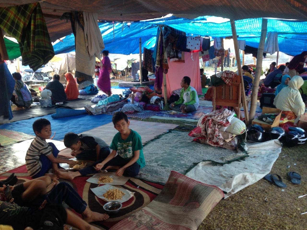 Lombok Erdbeben 2