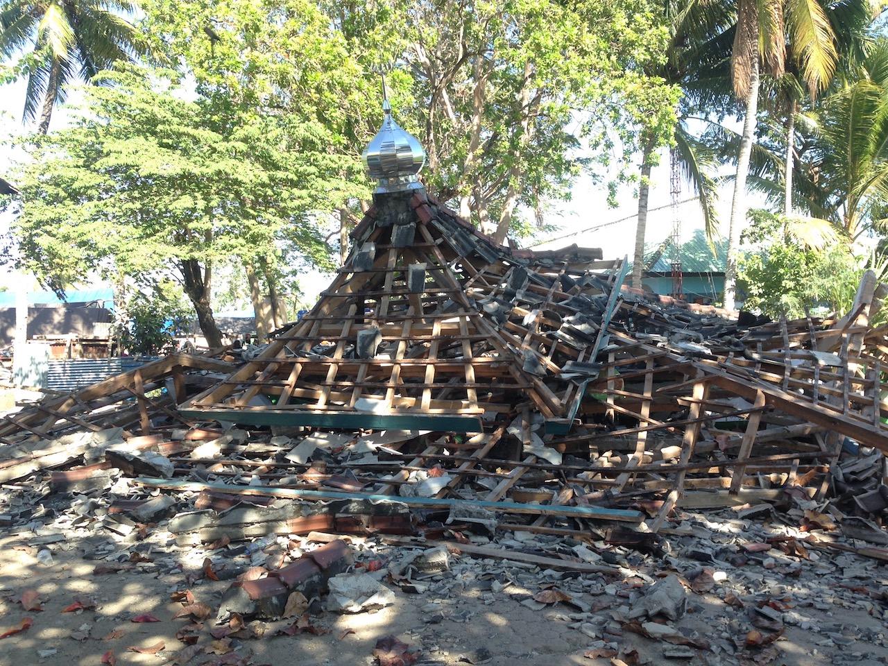 Lombok Erdbeben 7