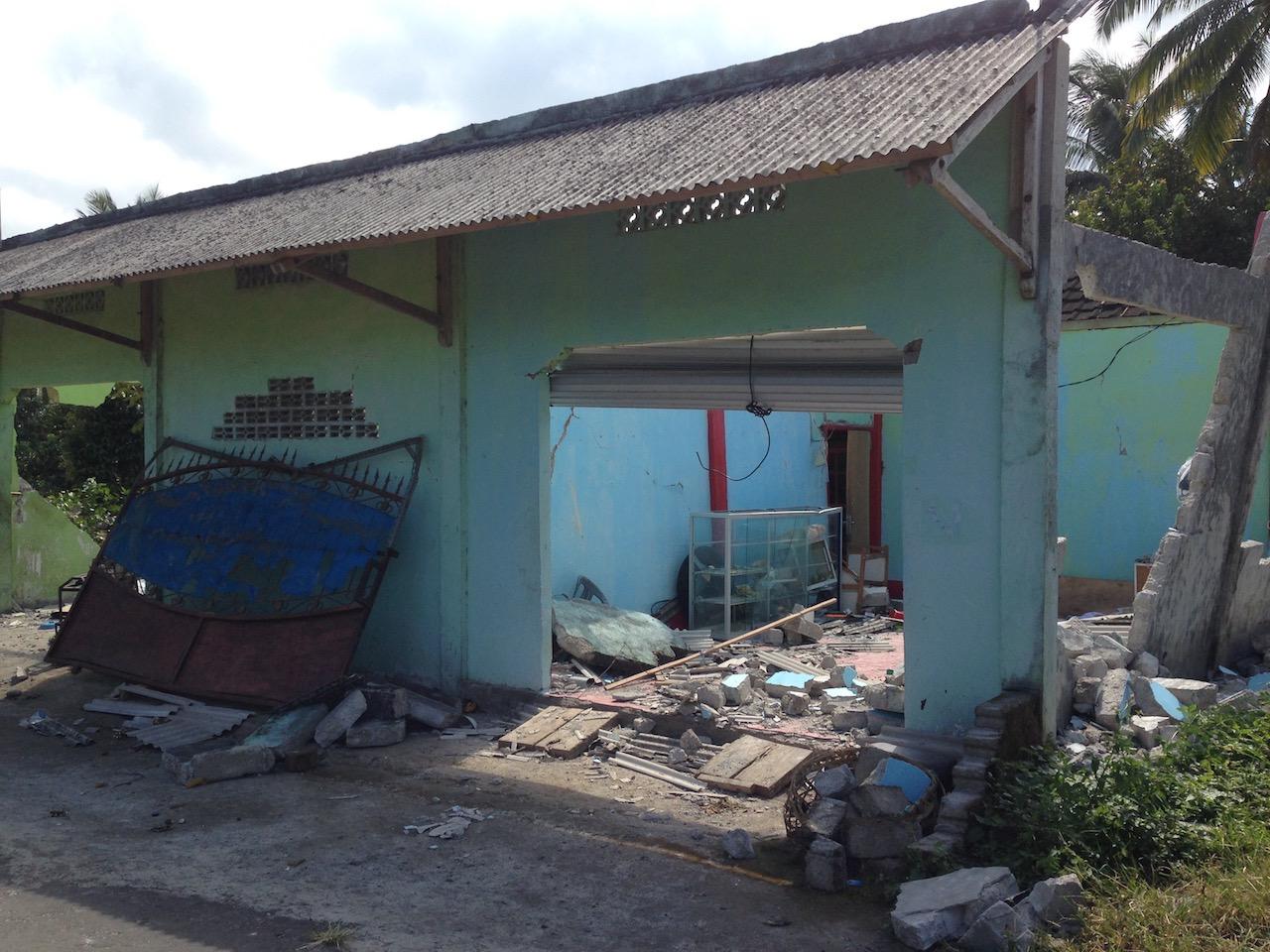 Lombok Erdbeben 8
