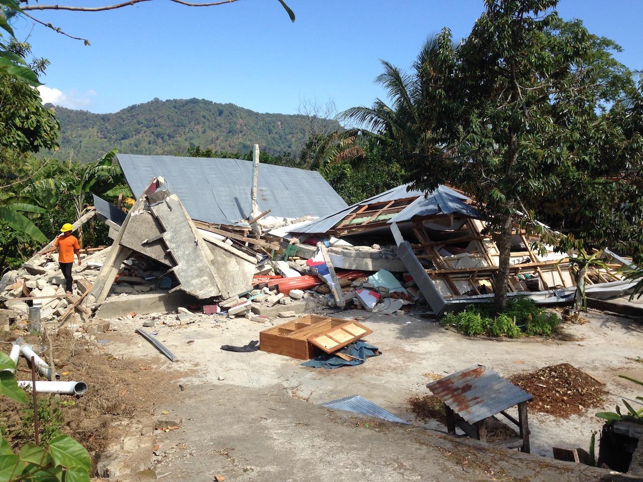 Lombok Erdbeben 9