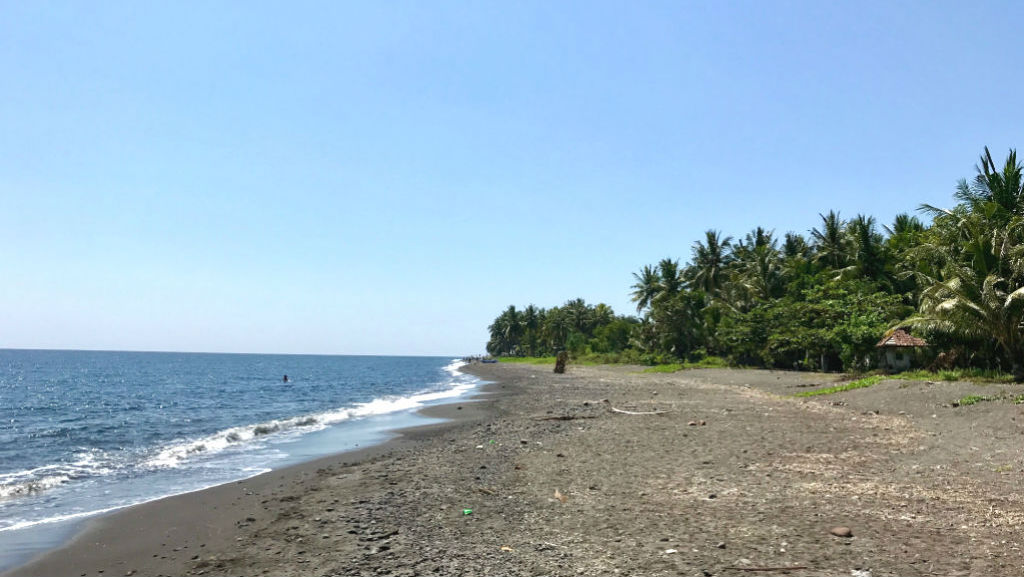 Lombok Straende Nordwesten