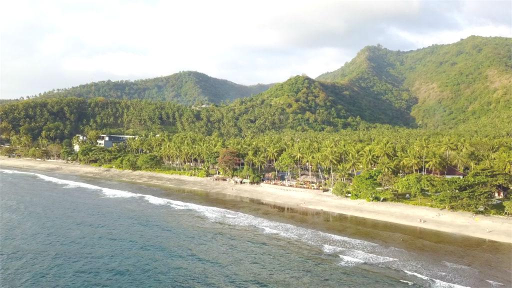 Lombok Strand Coco Beach