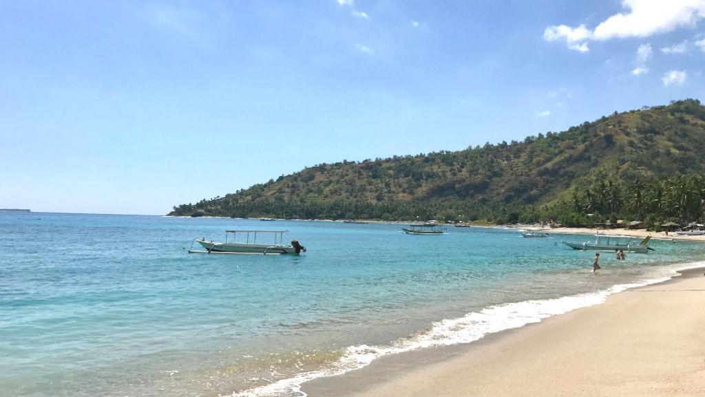 Lombok Strand Pantai Pandan