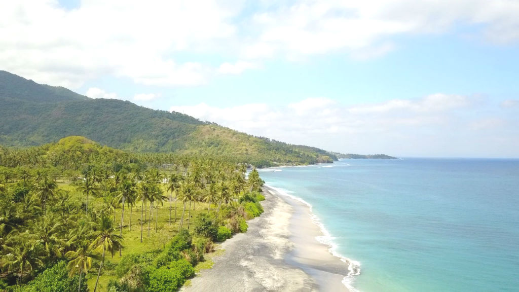 Lombok Strand Pantai Setangi 3