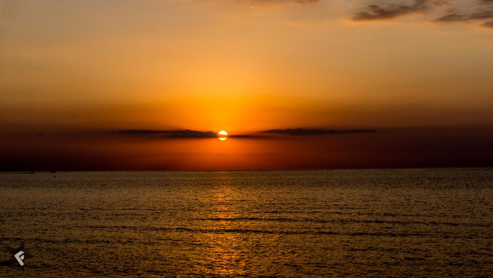 Lovina_Sonnenuntergang