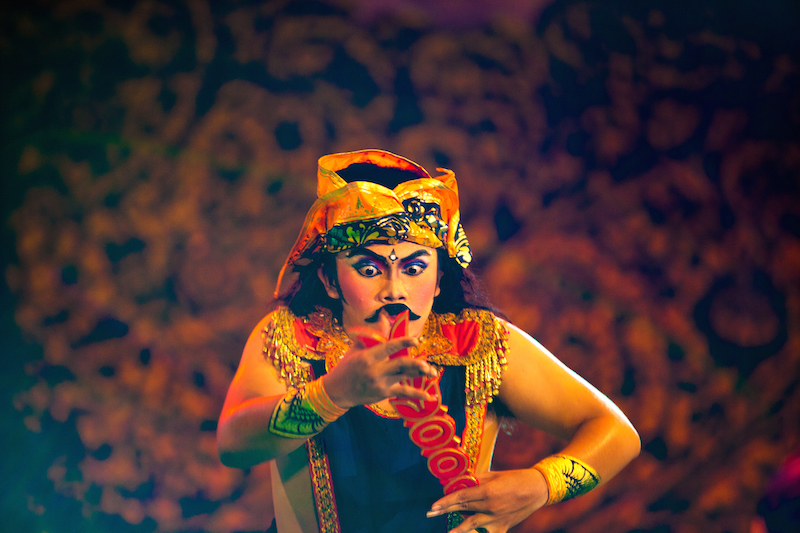 Das wahre Bali - Foto: Mick Curley