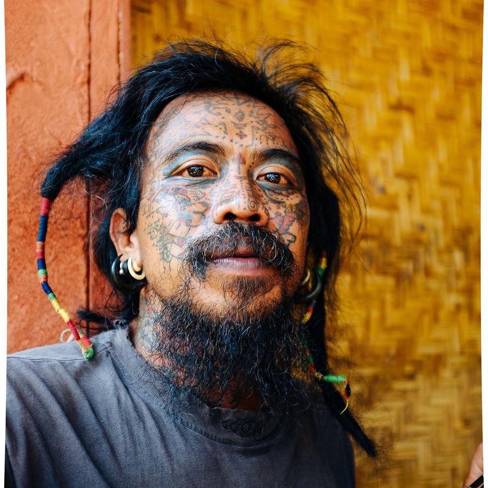 Michael Ederer - Musiker aus Bali