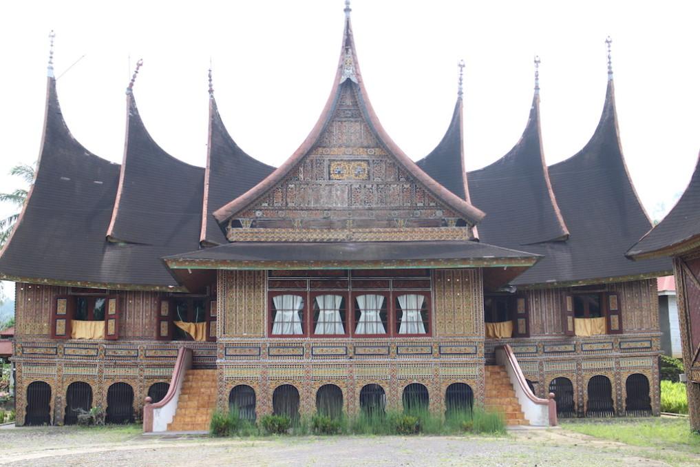Minangkabau Haus