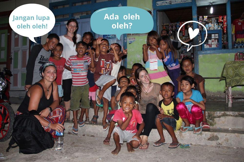 Mitbringsel-Indonesien