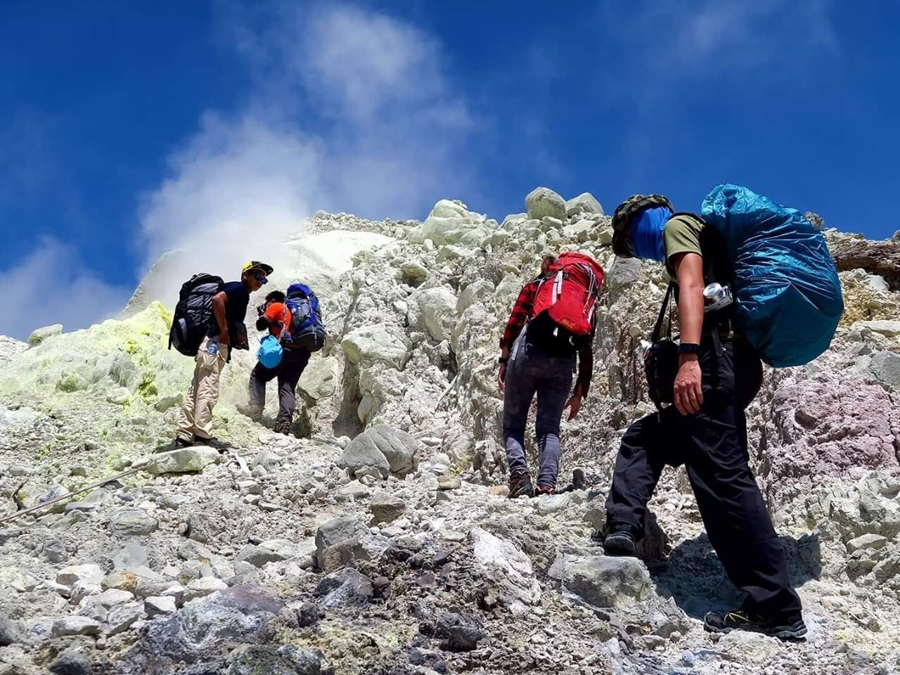 Mount Papandayan 1