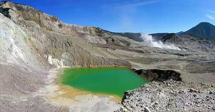 Mount Papandayan 7