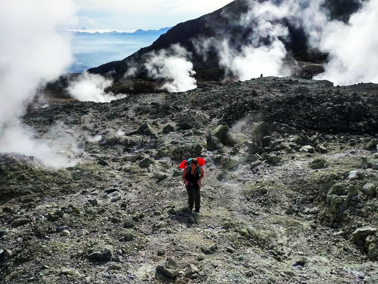 Mount Papandayan 9