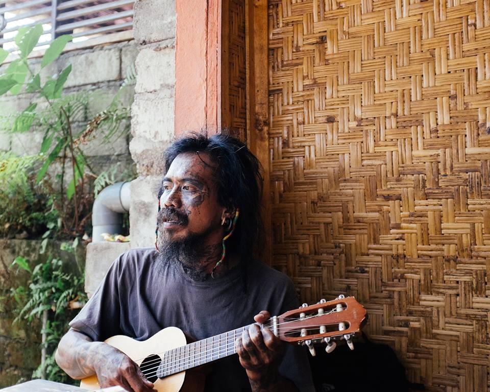 Musiker Bali Michael Ederer
