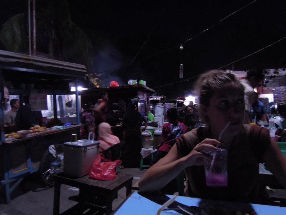 Nachtmarkt Timor