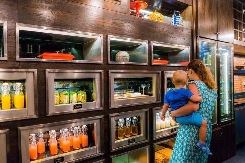 bali mit kindern supermarkt