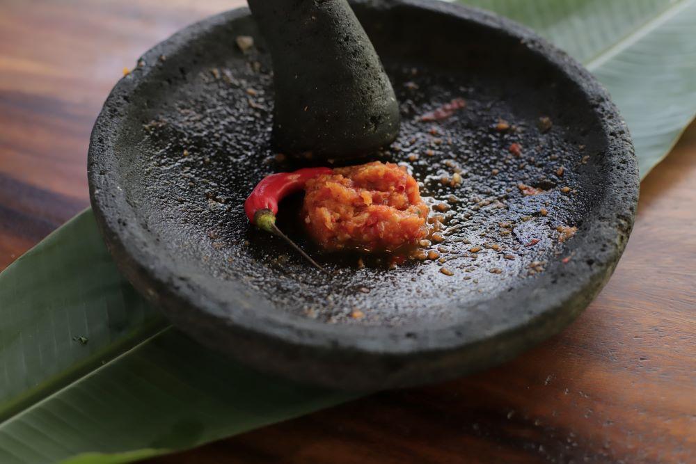 Nasi Goreng Ayam Rezept 1