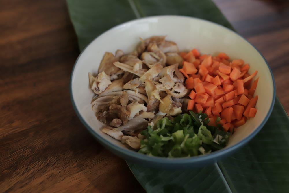 Nasi Goreng Ayam Rezept 2