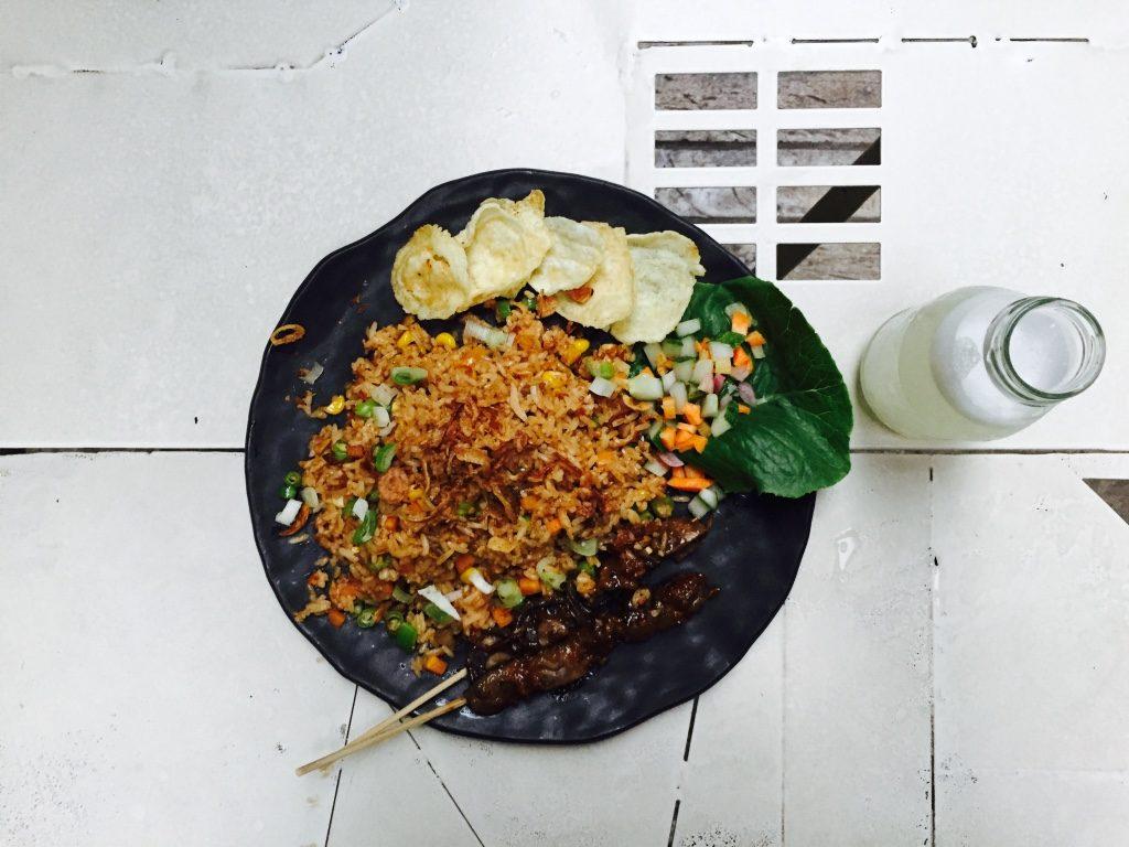 Nasi Goreng yogyakarta restaurants vegetarian 1