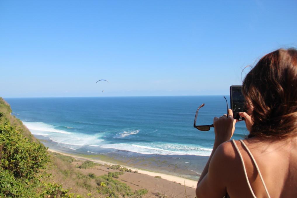Nyang Nyang Beach Bali straende