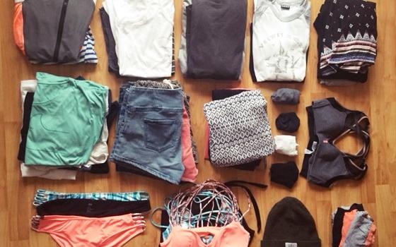 Packliste Indonesien Kleidung