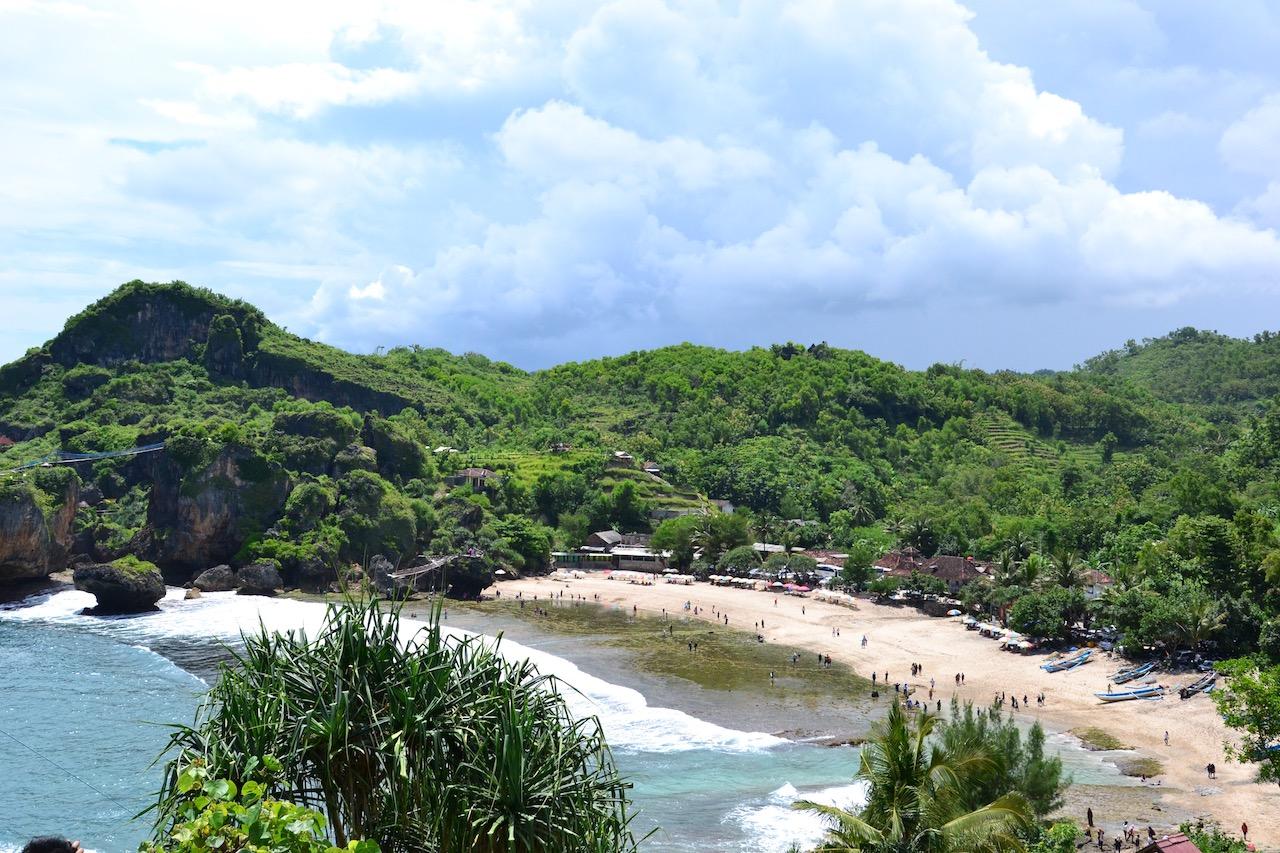 Pantai Siung 1