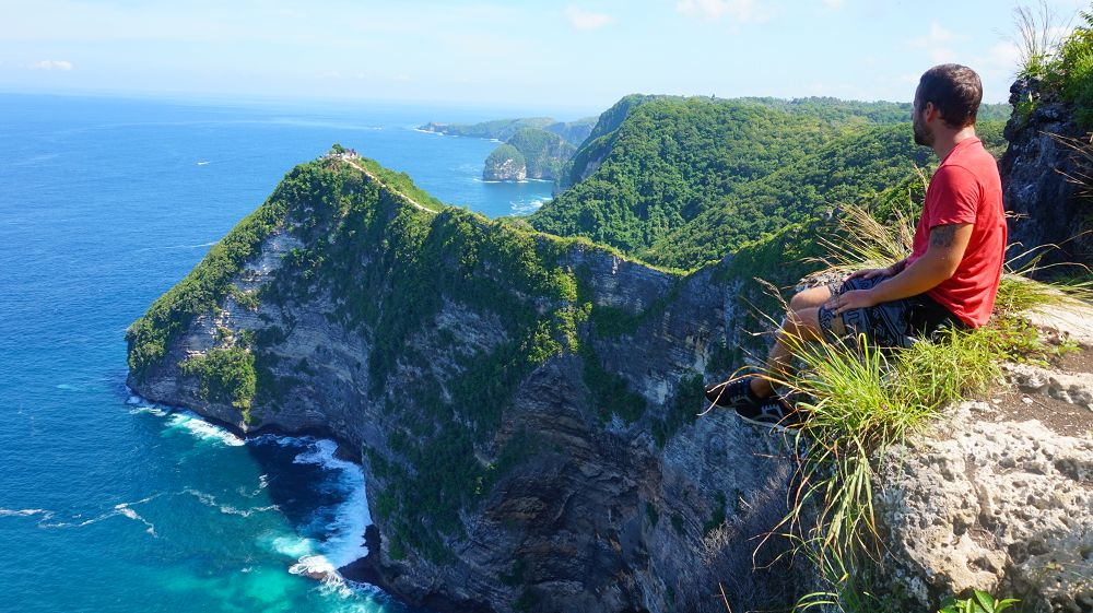 Pererenan Viewpoint Nusa Penida