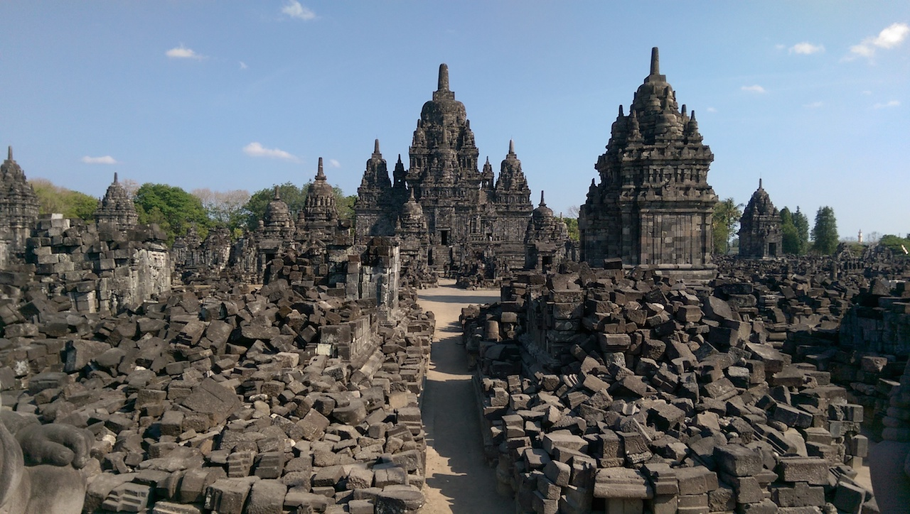 Prambanan Tempelkomplex