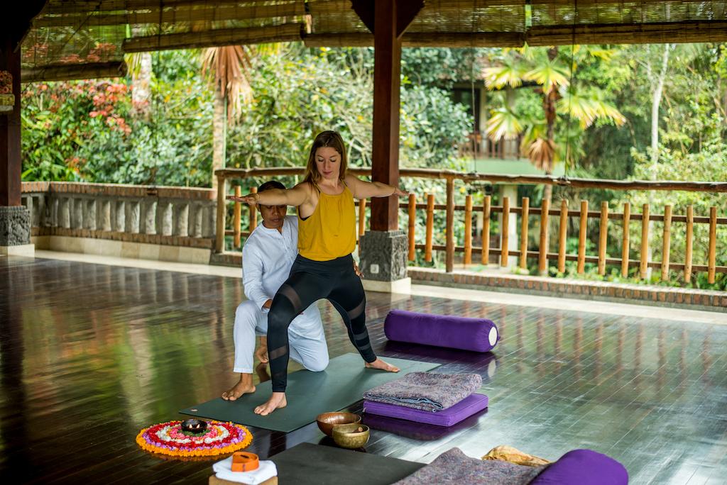 Privatunterricht-Yoga-Oneworld-Bali