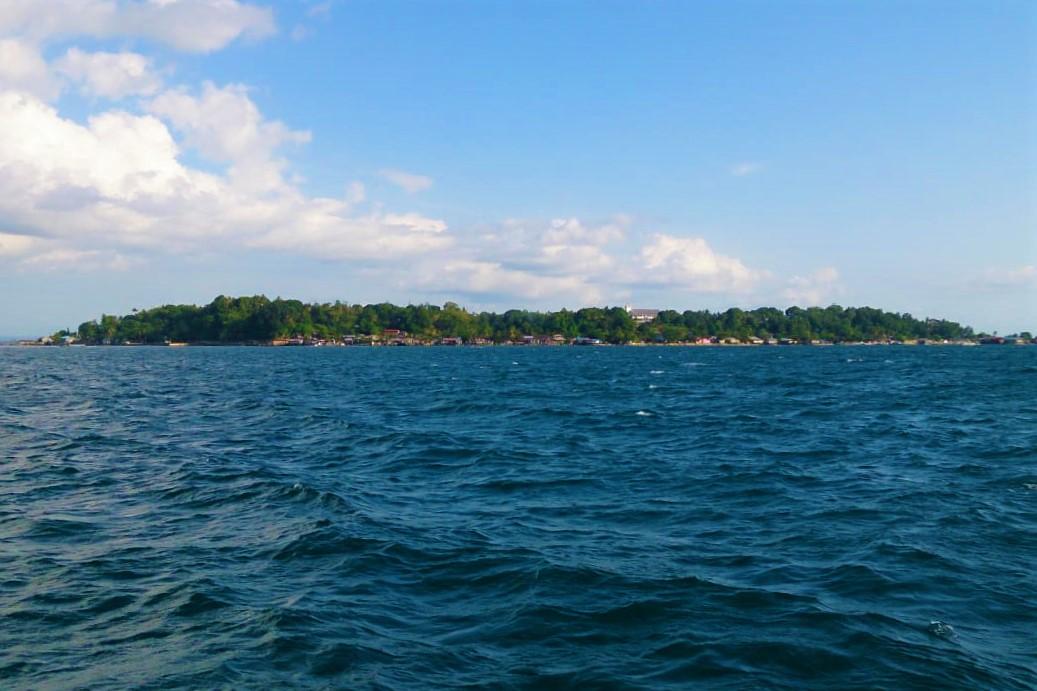 Pulau Dom sorong